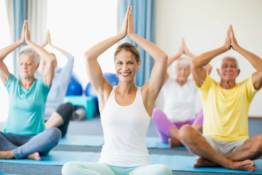 Best Yoga For Seniors Teacher Training