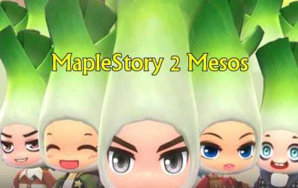 How can you make Faster Mesos in MapleStory?