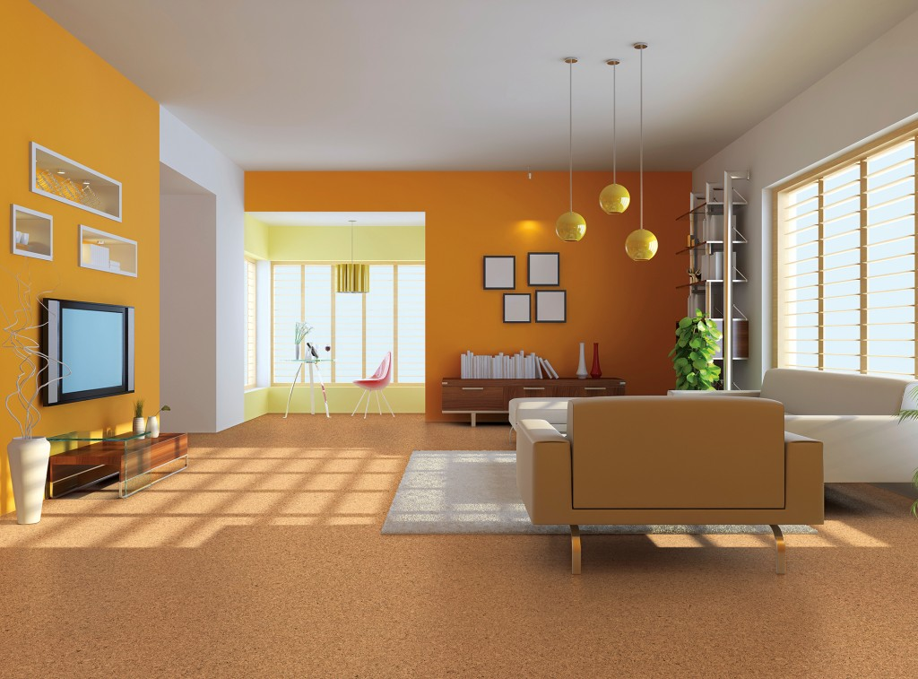 How to get perfect flooring for a new house?