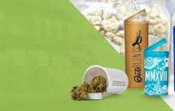 Wholesale Cannabis Packaging