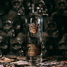 mcqueen and the violet fog gin launches worldwide