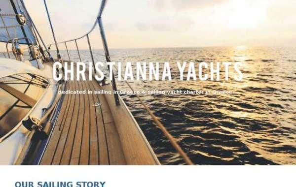 Sailing Yacht Charter in Greece