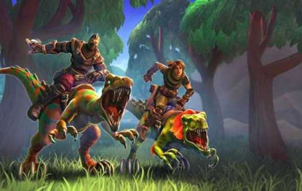 Realm Royale already found a way to offer players extra challenge