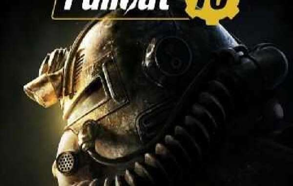 A map is on the Fallout 76 Items