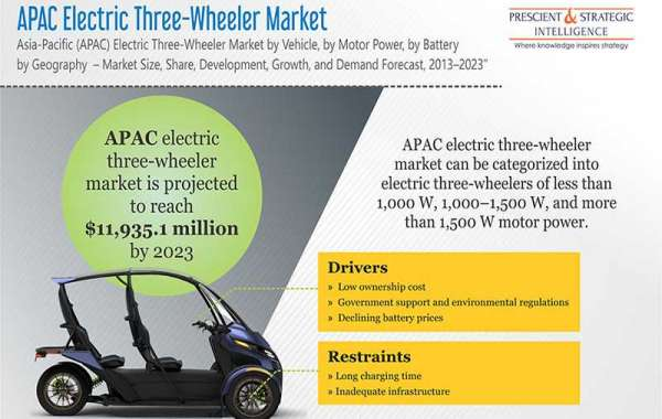 Electric Three-Wheeler in Asian Market - Business Report