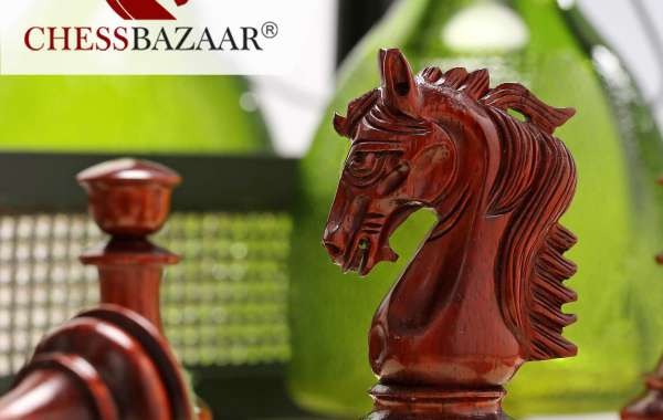 Chess Set as Perfect Wedding and Anniversary Gift