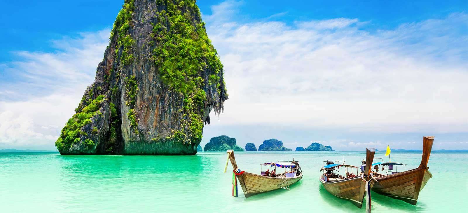 VIETNAM CAMBODIA AND THAILAND: DISCOVER, IMMERSE AND RELAX