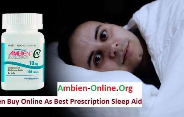 Buy Ambien Online for Sleep