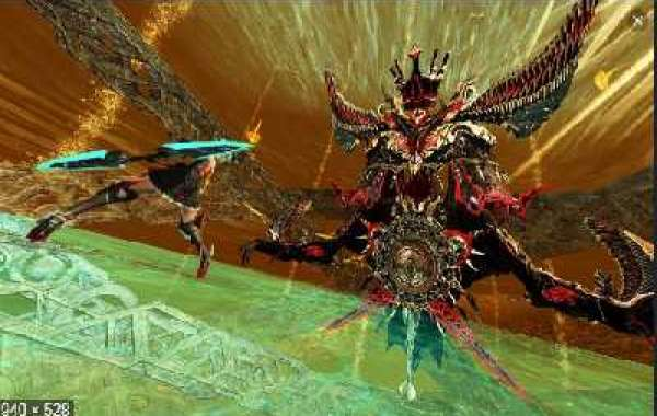 Players through PSO2's in-game Visiphone