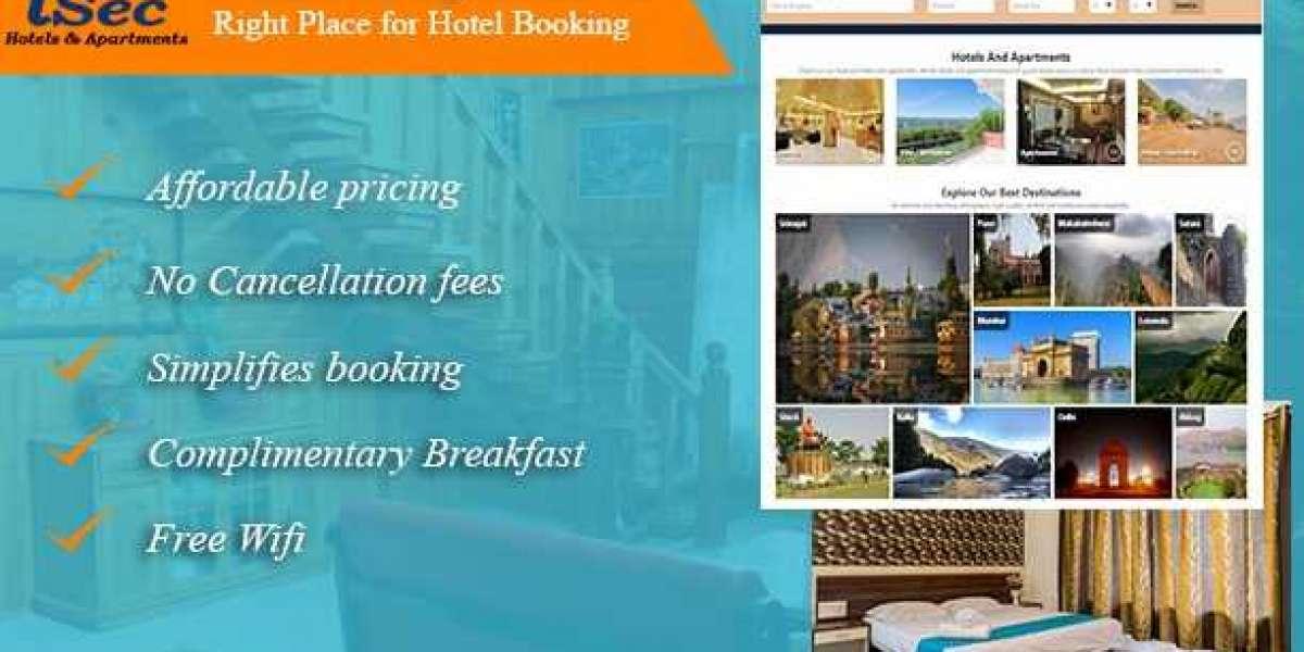 Booking at Hotels and Apartments