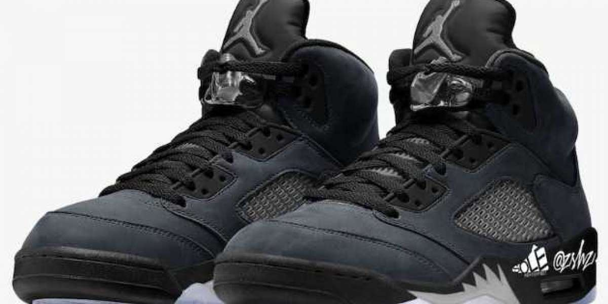 New Air Jordan 5 Anthracite to release sometime early 2021