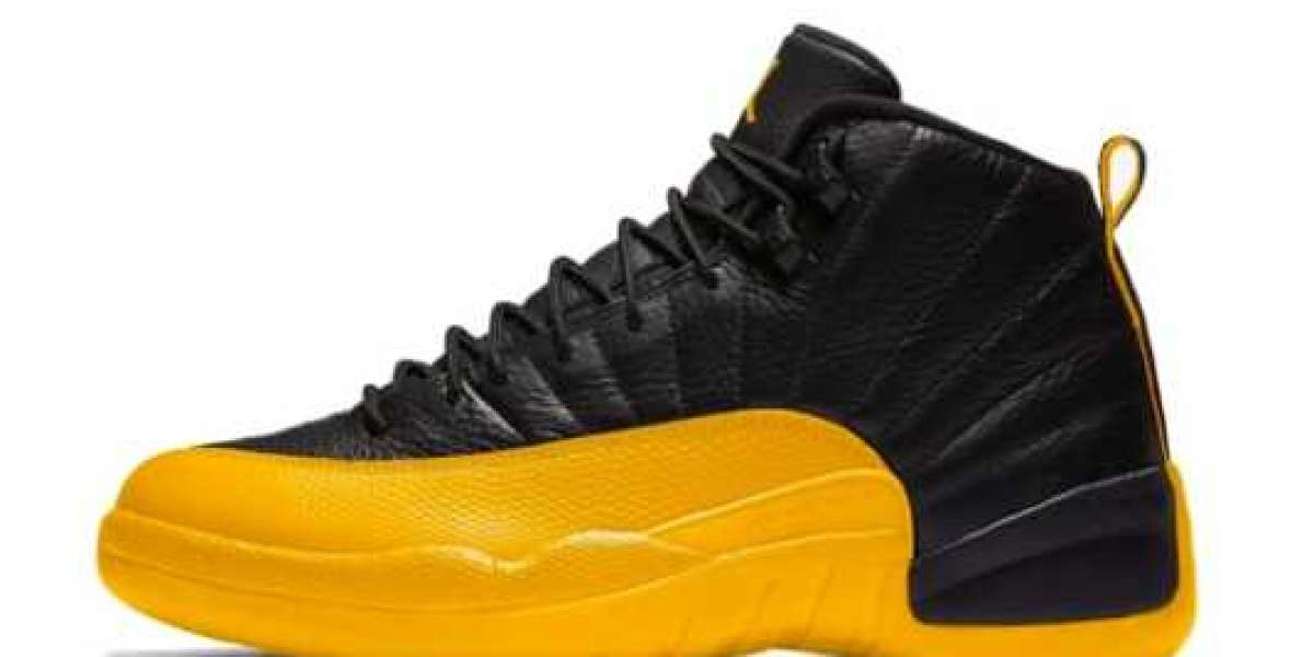 130690-070 Air Jordan 12 University Gold to release on July 24th