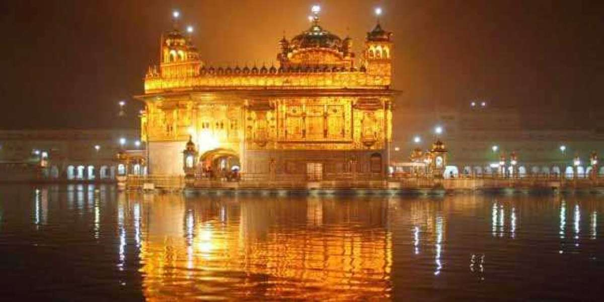 Amritsar Golden Temple Holiday Tour Packages