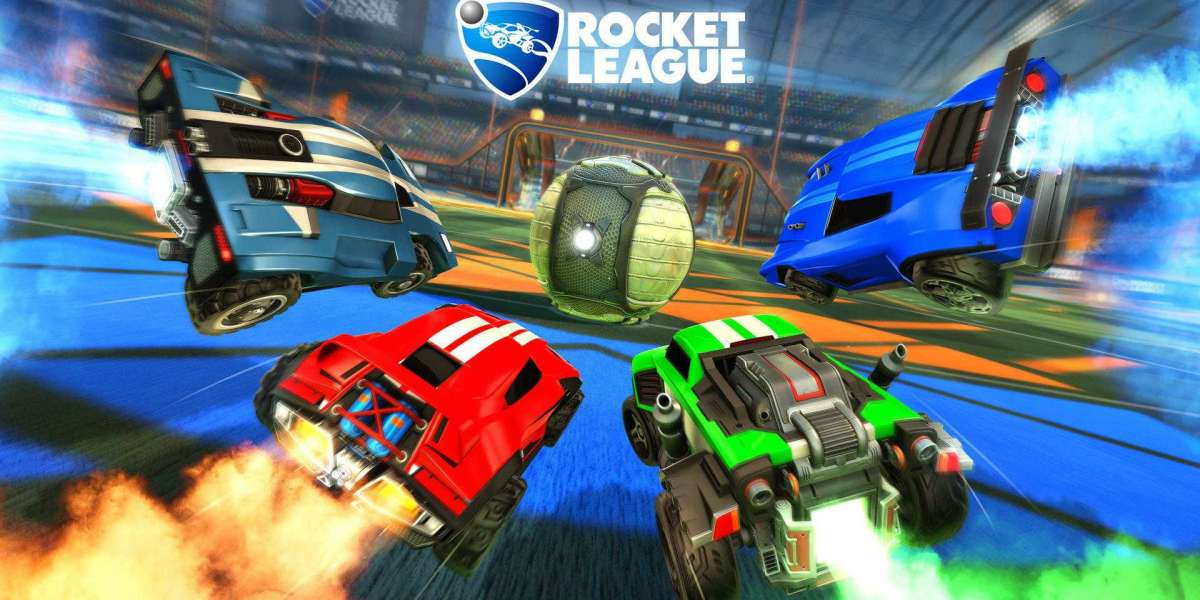 Rocket League could very well be trying to imitate this model