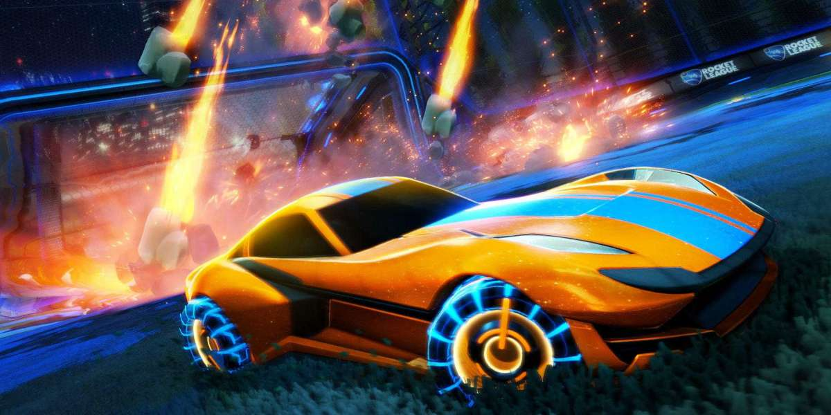 Rocket League's move to free-to-play is exciting