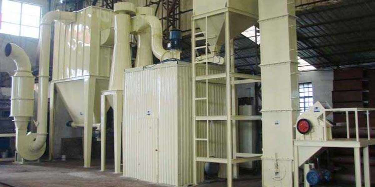 Selection Of Vertical Roller Mill