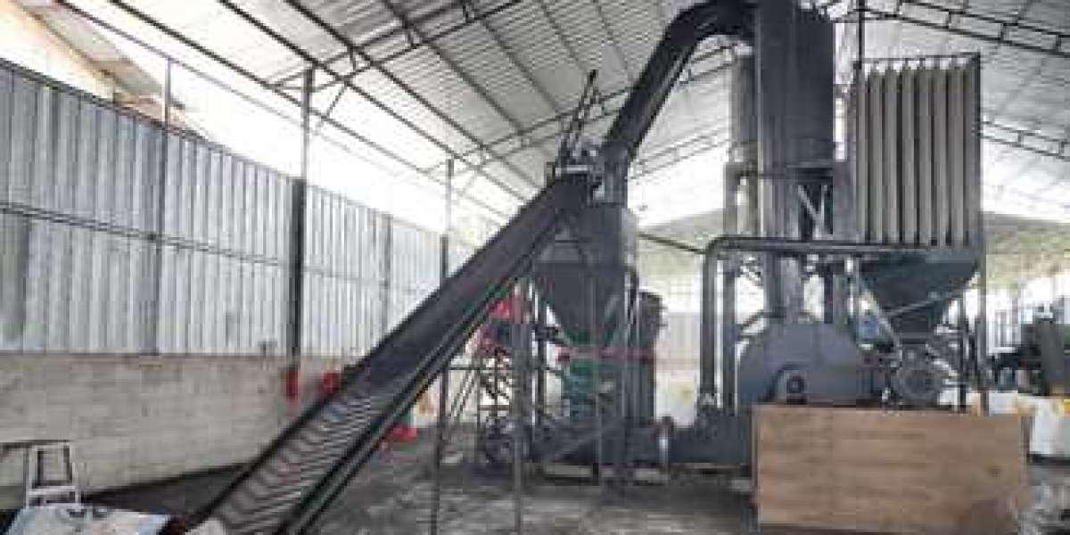 Vertical Roller Mill Grinding Process
