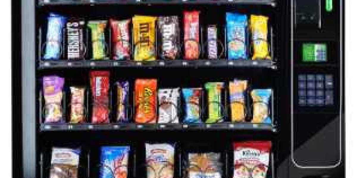 Healthy Vending Machine Service