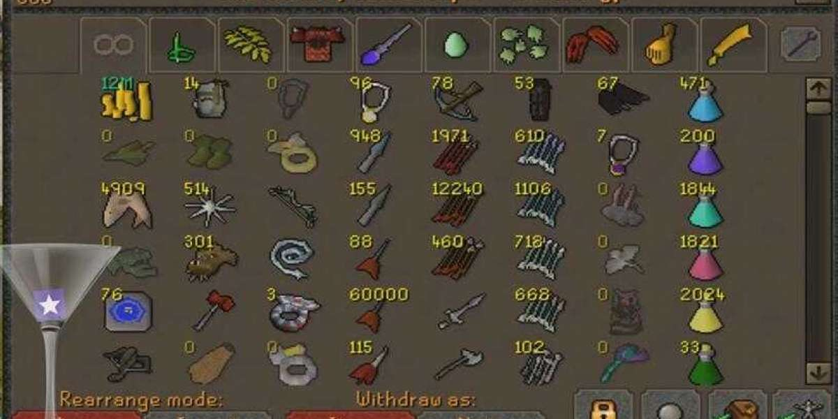 I will admit my playing is in OSRS gold