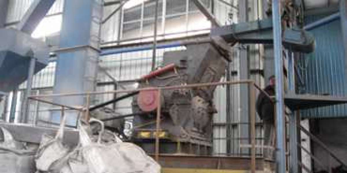 The Opearation Of Ultrafine Vertical Mill
