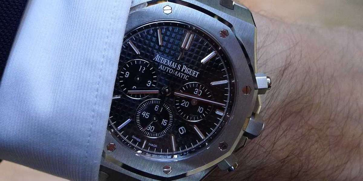 Audemars Piguet Royal Oak 41mm Selfwinding Chronograph Watches Replica