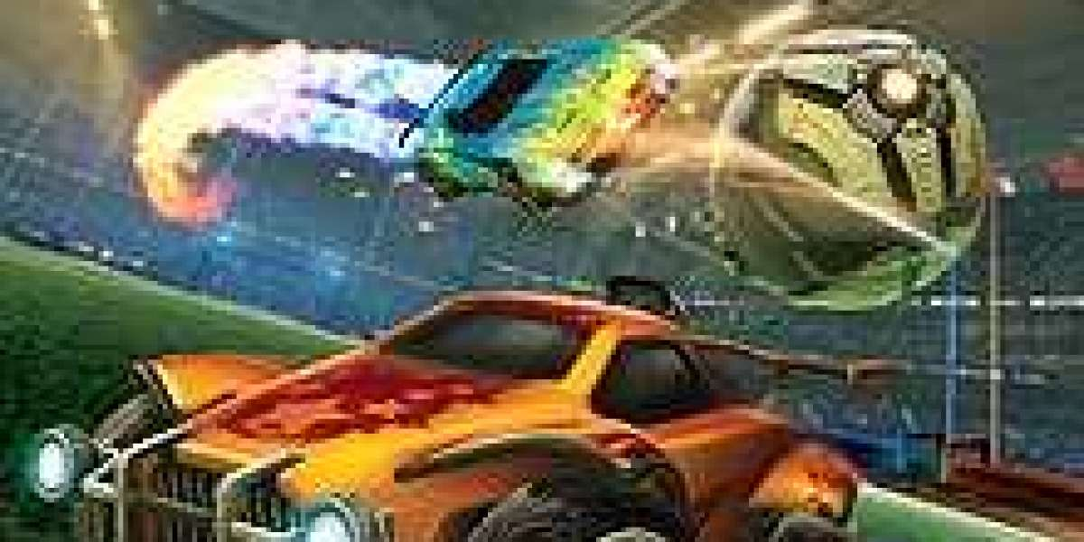 Rocket League Items arrive at the servers at 12pm