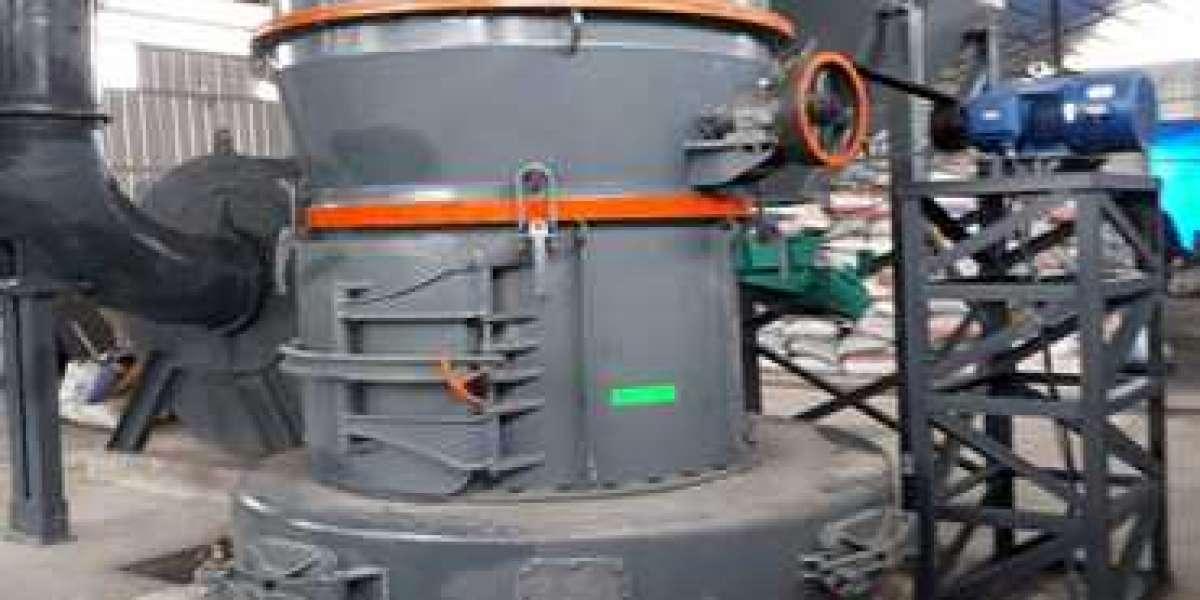 Vertical Roller Mill For Fluorite Grinding