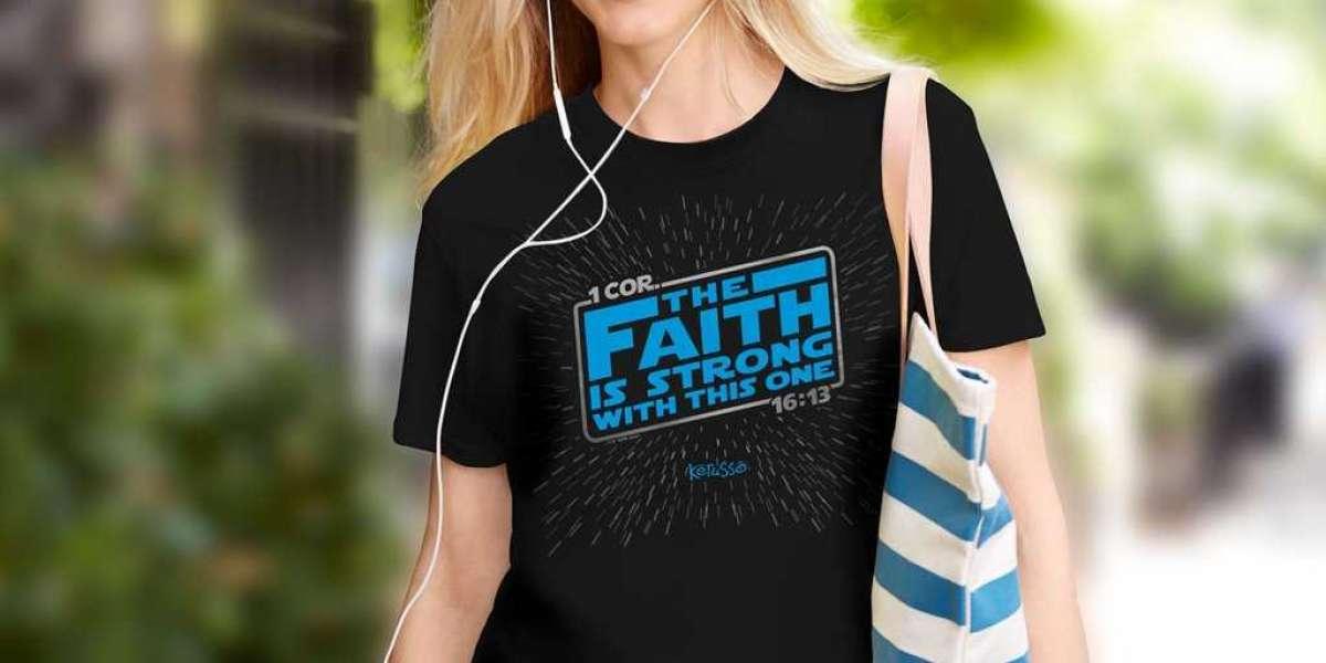 Christian T-Shirts Designs