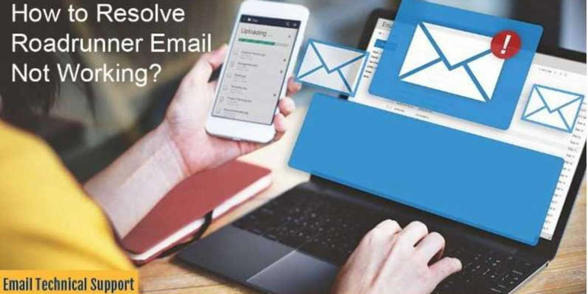 Common roadrunner email problems and it's Support