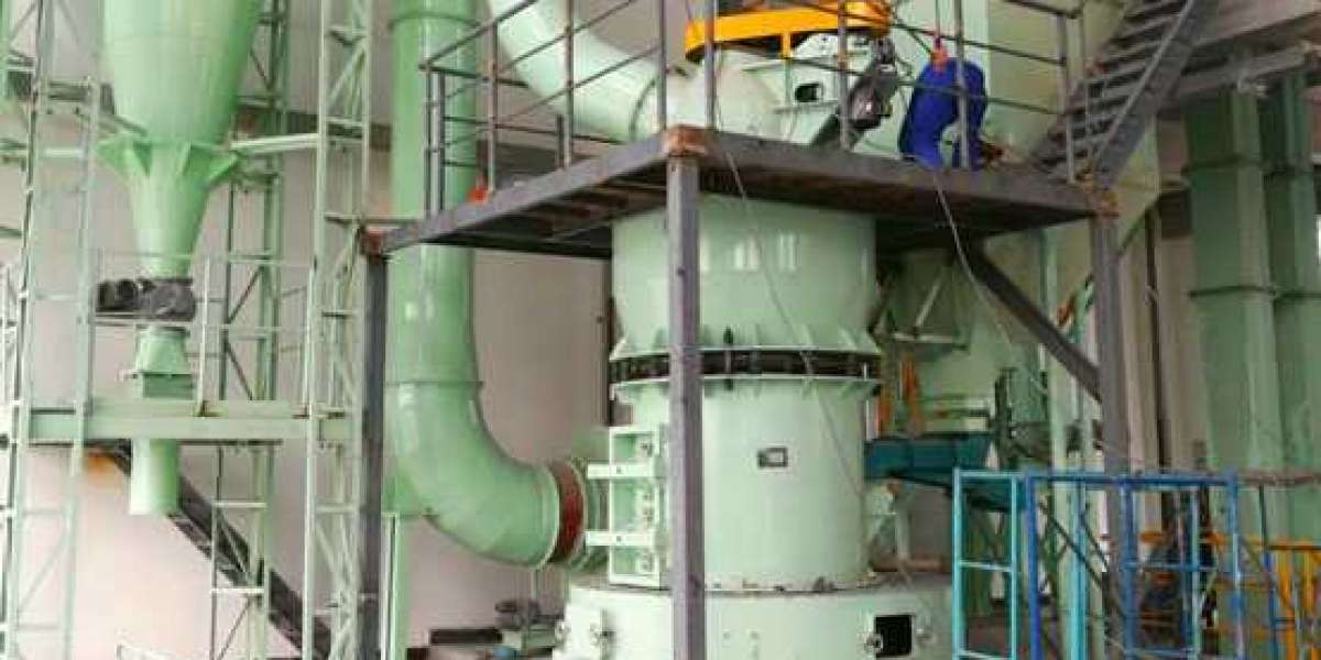 The Price Of Vertical Roller Mill For Sale