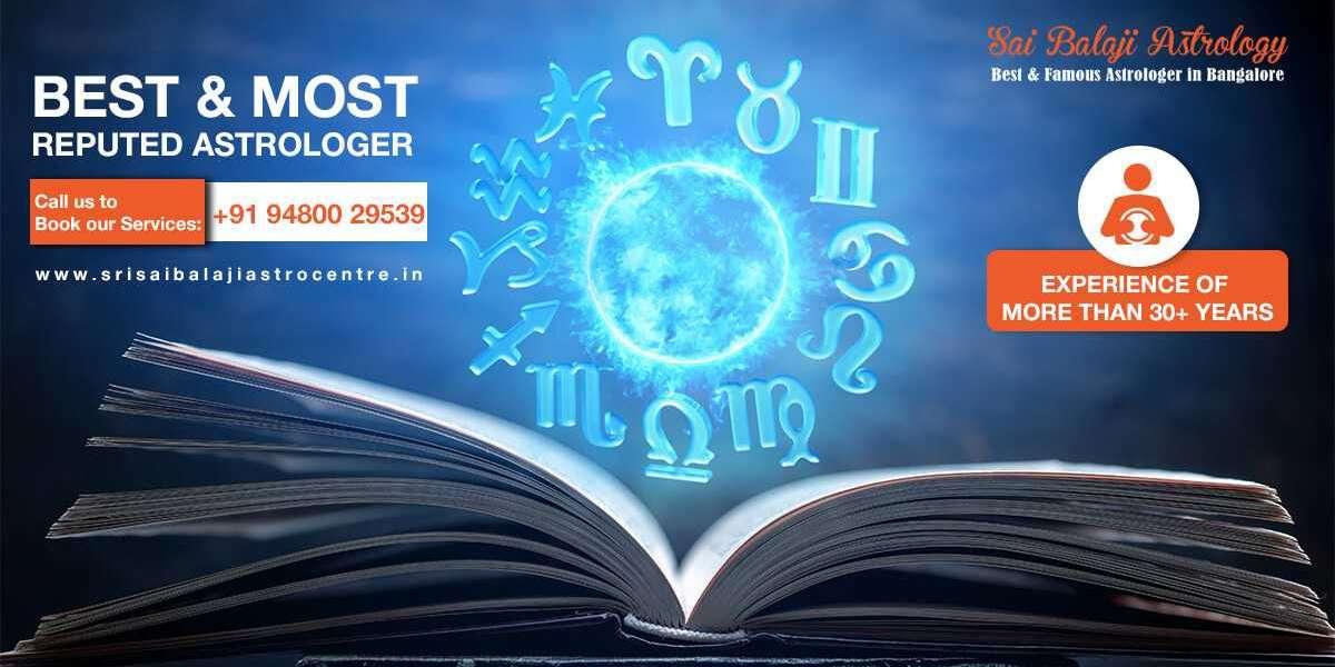 Best Astrologer In Bangalore - Top/Famous Astrologer in India