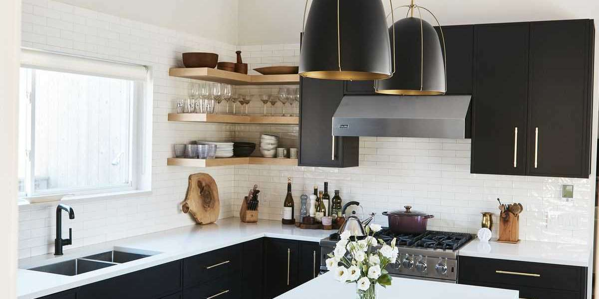 Everything about the kitchen cabinets
