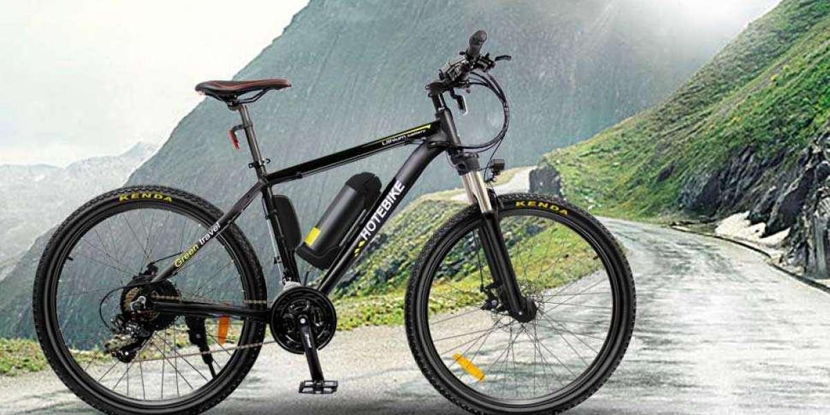 Why choose Hotebike A6AH26 electric bikes