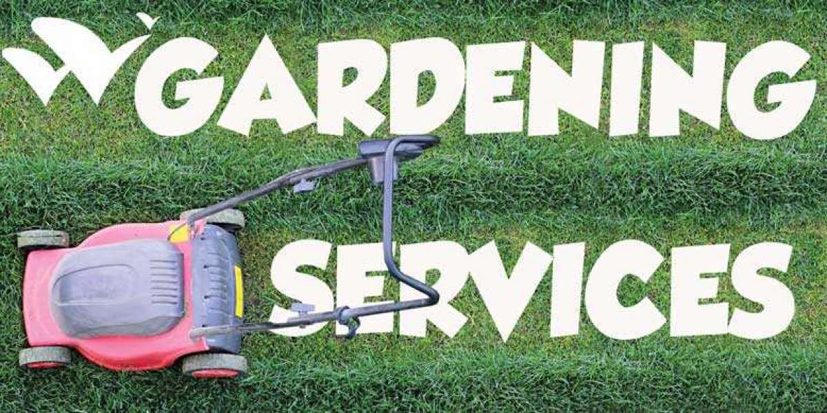 Various Types Of Gardening Services You Can Get