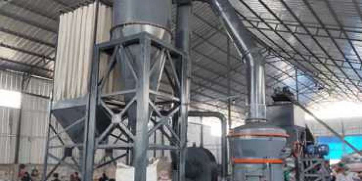 The Ideal Calcite Mill Equipment