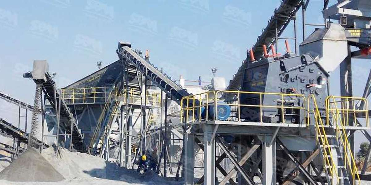 Solutions to common faults of impact crusher