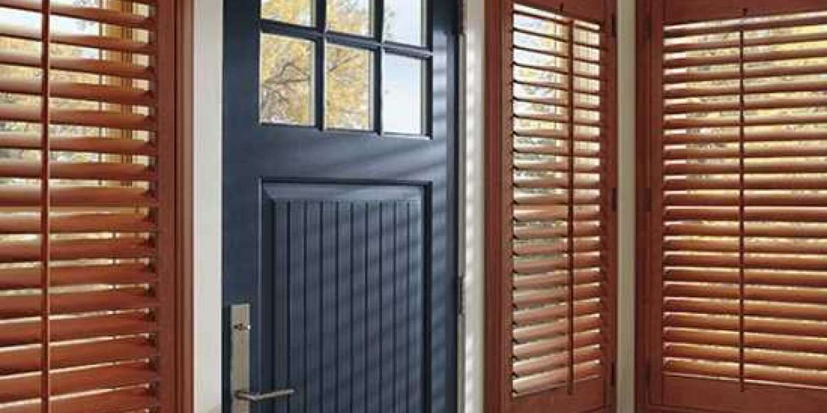 Plantation Shutters - Function Meets Beauty