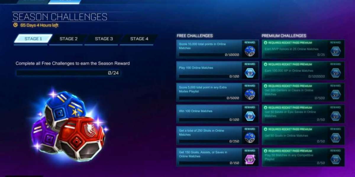 Rocket League Items on Tuesday