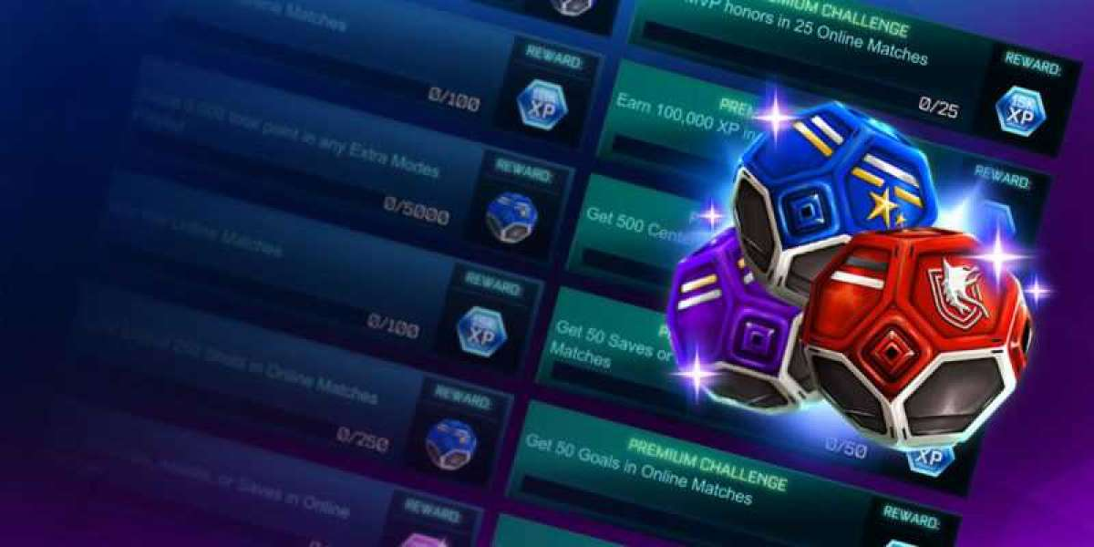 Rocket League Items advanced version of
