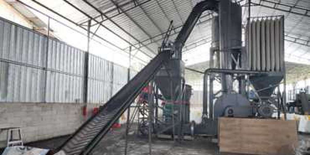 Bauxite Sand Washing Machine Advantage