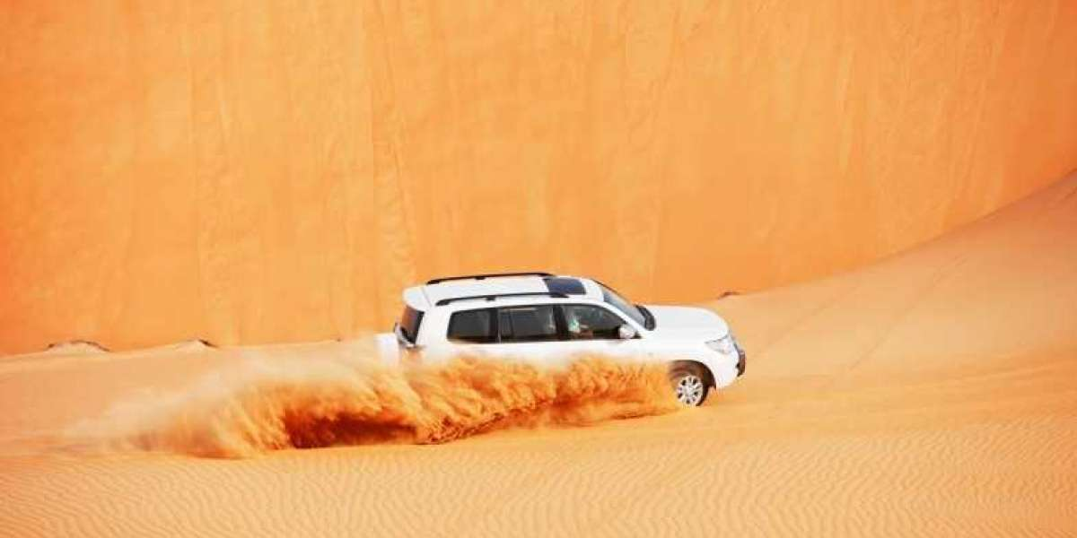 desert safari offers