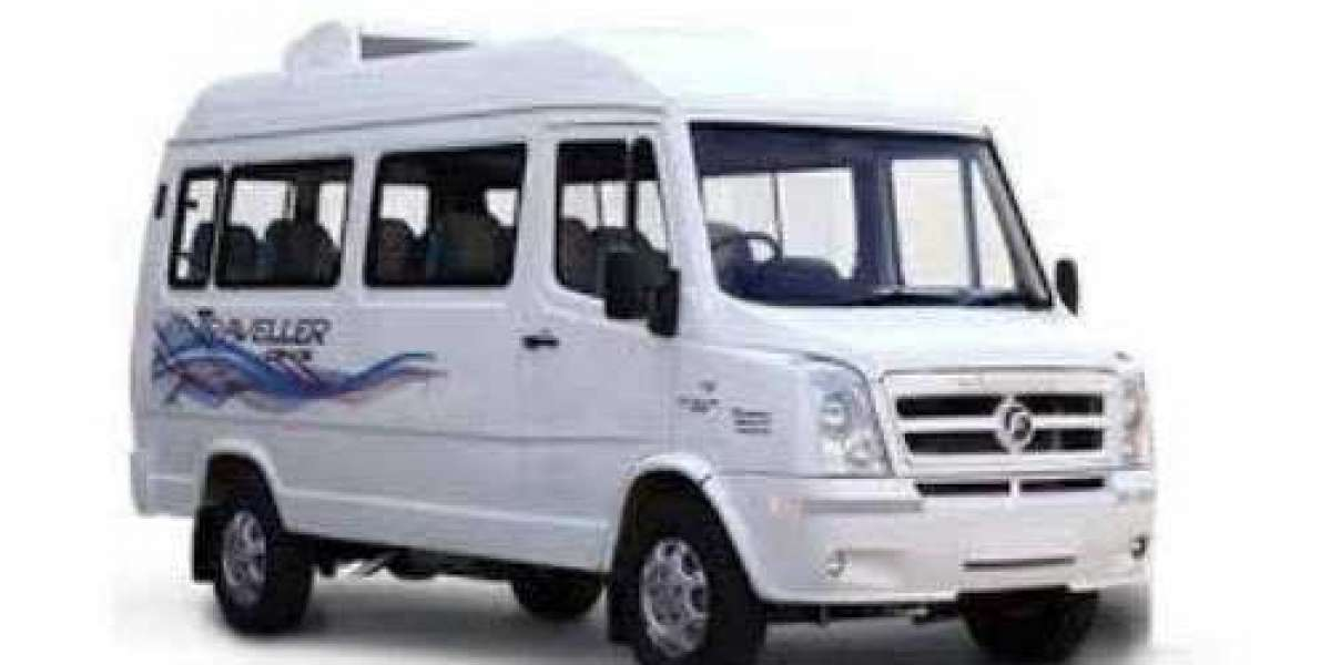 Hire Tempo Traveller Udaipur