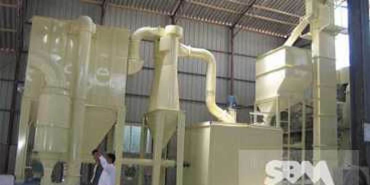 What Is Vertical Roller Mill