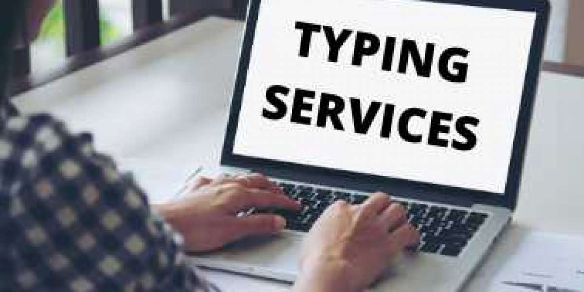 Benefits That You Can Enjoy by Availing Professional Typing Service