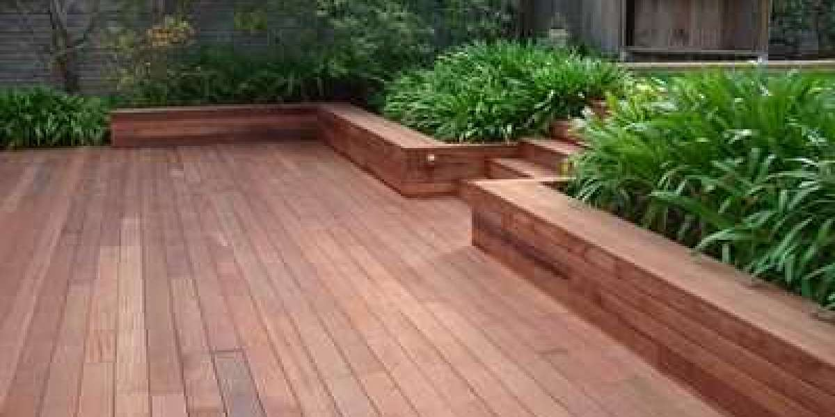 Timber Decking Services Near Me