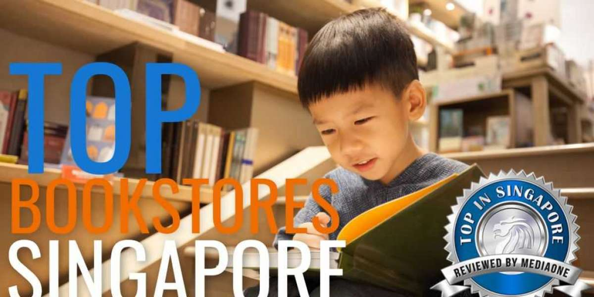 The detailed information on Singapore bookstores