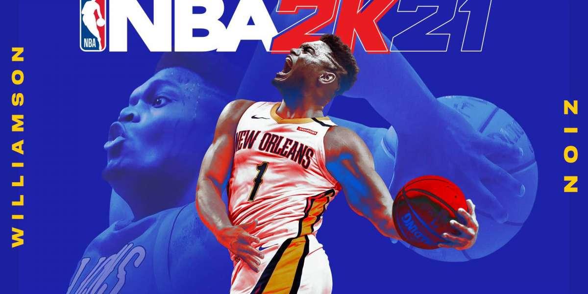 NBA 2K21 MT titanium is driven chipping