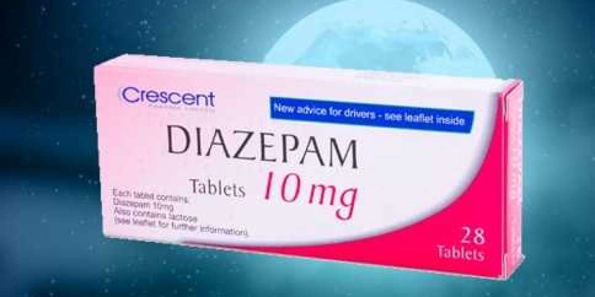 Diazepam 5 mg is an effective medication to treat anxiety and panic attacks
