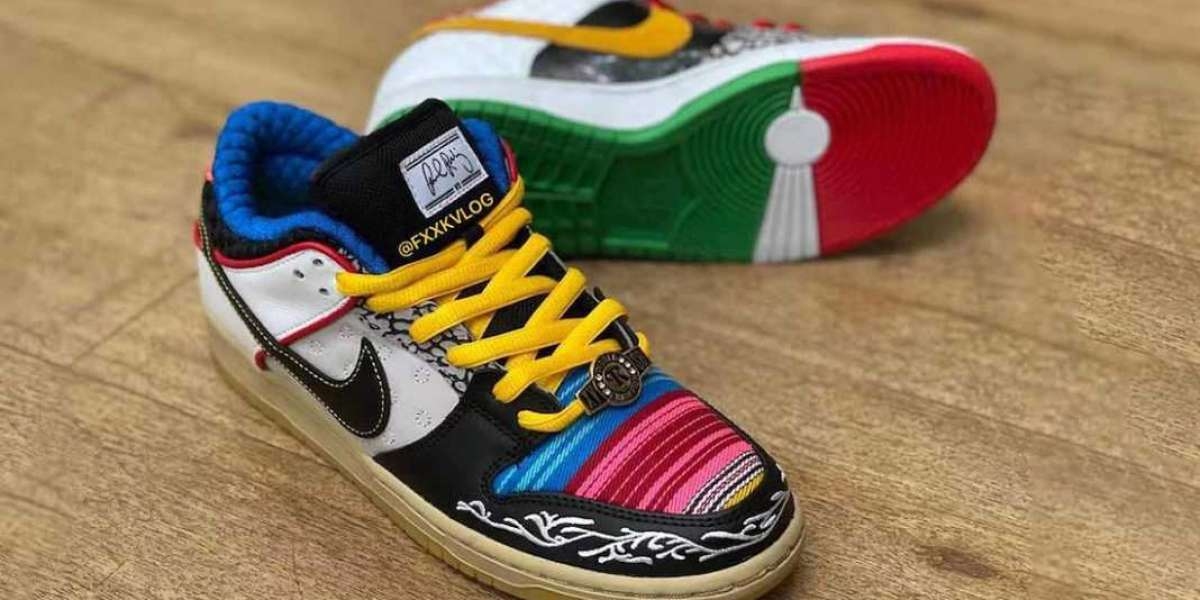"""Nike SB Dunk Low """"What The P-Rod"""" Skateboard Shoes Releasing Soon"""