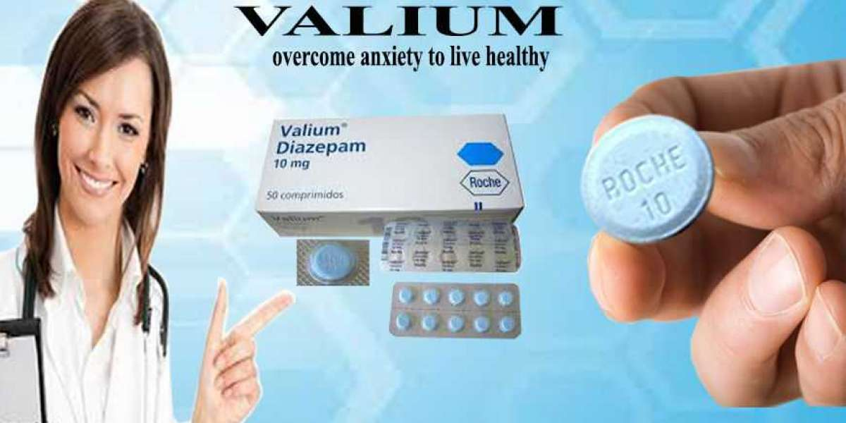 Common Anxiety Disorders and Their Treatment With Diazepam Pills
